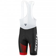 Велошорты Scott RC Pro bibshorts red 2017