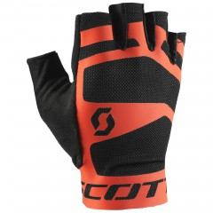 Велоперчатки Scott Endurance SF 2017 black-tangerine orange