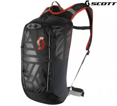 Велорюкзак Scott Trail Lite FR 14 caviar black/fiery red
