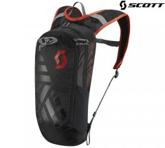 Велорюкзак Scott Trail Lite FR 8 caviar black/fiery red