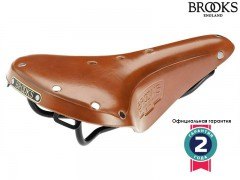 Велоседло Brooks B17 Standard honey