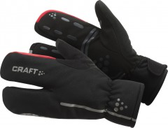 Зимние перчатки Craft Bike Thermal Split Finger 1901624