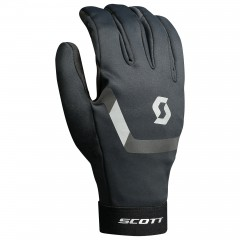 Теплые велоперчатки Scott Minus Windstopper