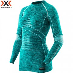 Женское термобелье X-Bionic Energy Accumulator Evo Melange Lady Shirt