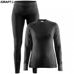 Комплект термобелья Craft Baselayer Seamless Zone Set Wmn 1905329