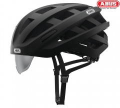 Велошлем ABUS In-Vizz Ascent velvet black