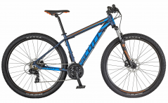Велосипед Scott Aspect 760 2018 blue