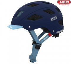 Велошлем ABUS Hyban core blue