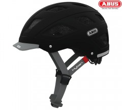 Велошлем ABUS Hyban core black