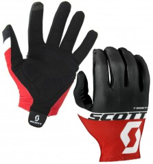 Велоперчатки Scott RC Team LF Glove black/orange