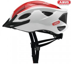 Велошлем ABUS S-Cension race red