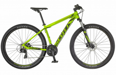 Велосипед Scott Aspect 960 2018 green