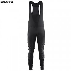 Велорейтузы Craft Velo Thermal Wind Bib Tights 1904448