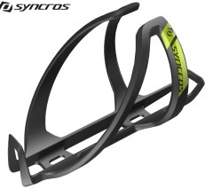 Подфляжник Syncros Coupe 2.0 black/sulphur yellow