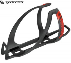 Подфляжник Syncros Coupe 2.0 black/rally red