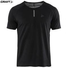 Беговая футболка Craft Nanoweight Tee 1907006-999000