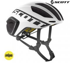 Велокаска Scott Cadence Plus white/black