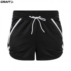 Женские шорты Craft District WCT Shorts 1907196-999000