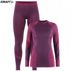 Комплект термобелья Craft Baselayer Seamless Zone Set Wmn 1905329-1785