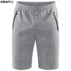 Craft Emotion Sweatshorts 1905792 серый