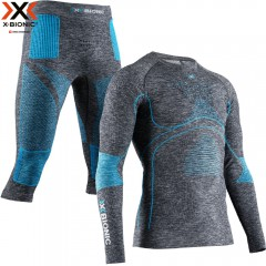 X-Bionic Energy Accumulator 4.0 Melange 3/4 Men Set