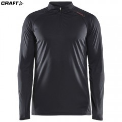 Craft Eaze LS Half Zip Tee 1907743