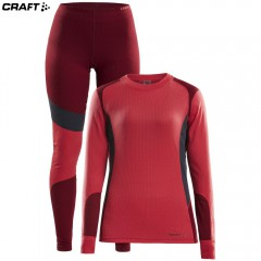 Craft Baselayer Set Wmn 1905331-481488