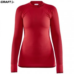 Craft Warm Intensity Crewneck Wmn 1905347-481488