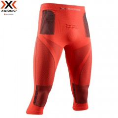 X-Bionic Energy Accumulator 4.0 Pants 3/4 Men sunset orange