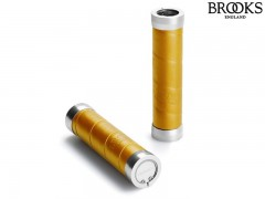 Brooks Slender Grips 130/130 mm ochre