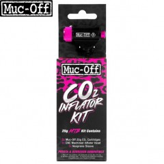 Насос Muc-Off co2 + баллончики 25 гр