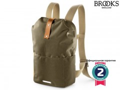 Brooks Dalston Knapsack Small green fleck