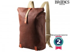 Brooks Pickwick Small Backpack rust