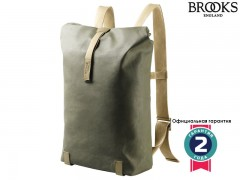 Brooks Pickwick Small Backpack sage green