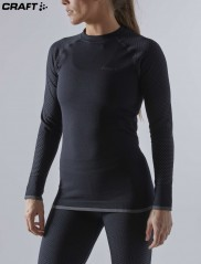 Craft ADV Warm Fuseknit Intensity LS Wmn 1909735 черный
