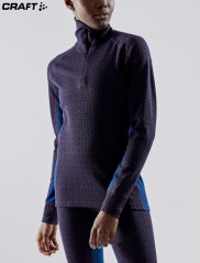 Craft Merino 240 Zip Wmn 1907889 фиолетовый